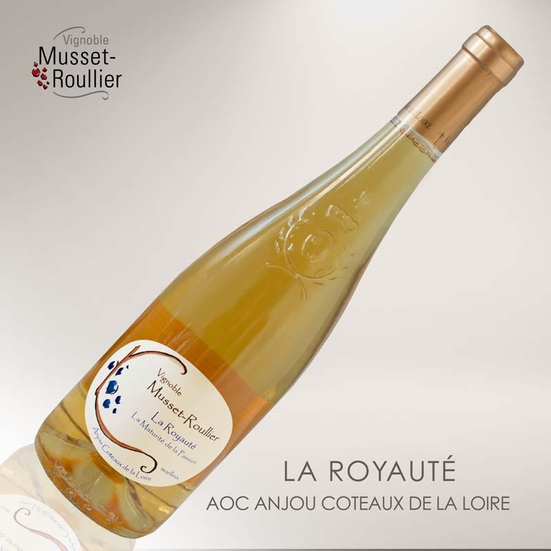 La Royauté – AOC Anjou Coteaux de la Loire
