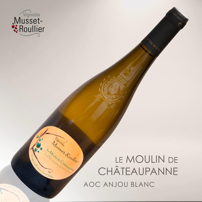 Le Moulin de Châteaupanne – AOC Anjou Blanc