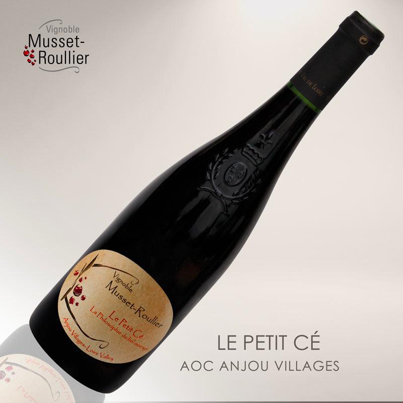 Le Petit Cé – AOC Anjou Villages