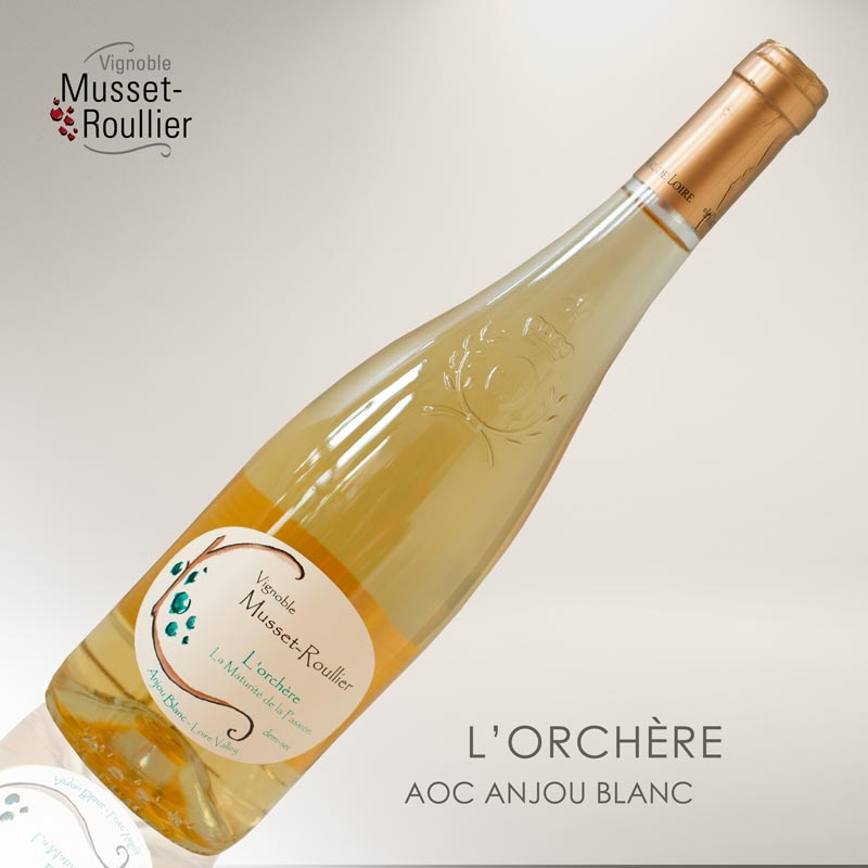 L'Orchère – AOC Anjou Blanc